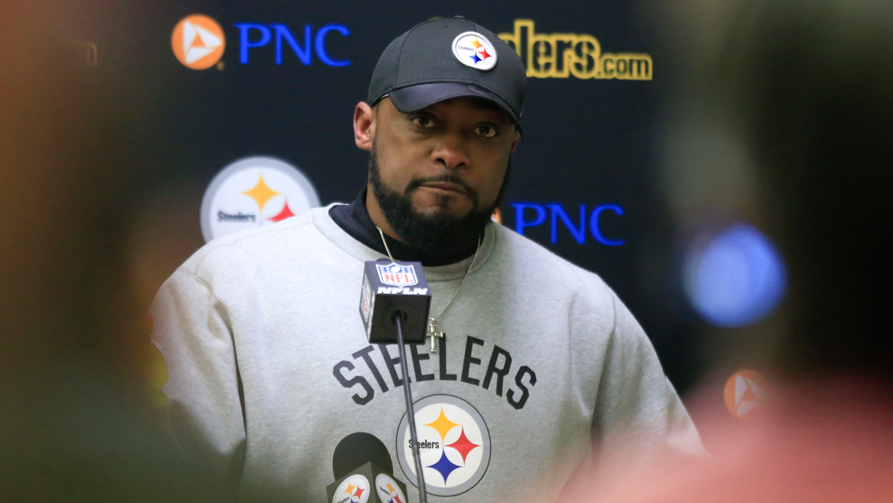 The Steelers are 2-0 in conference championship games under coach Mike Tomlin.