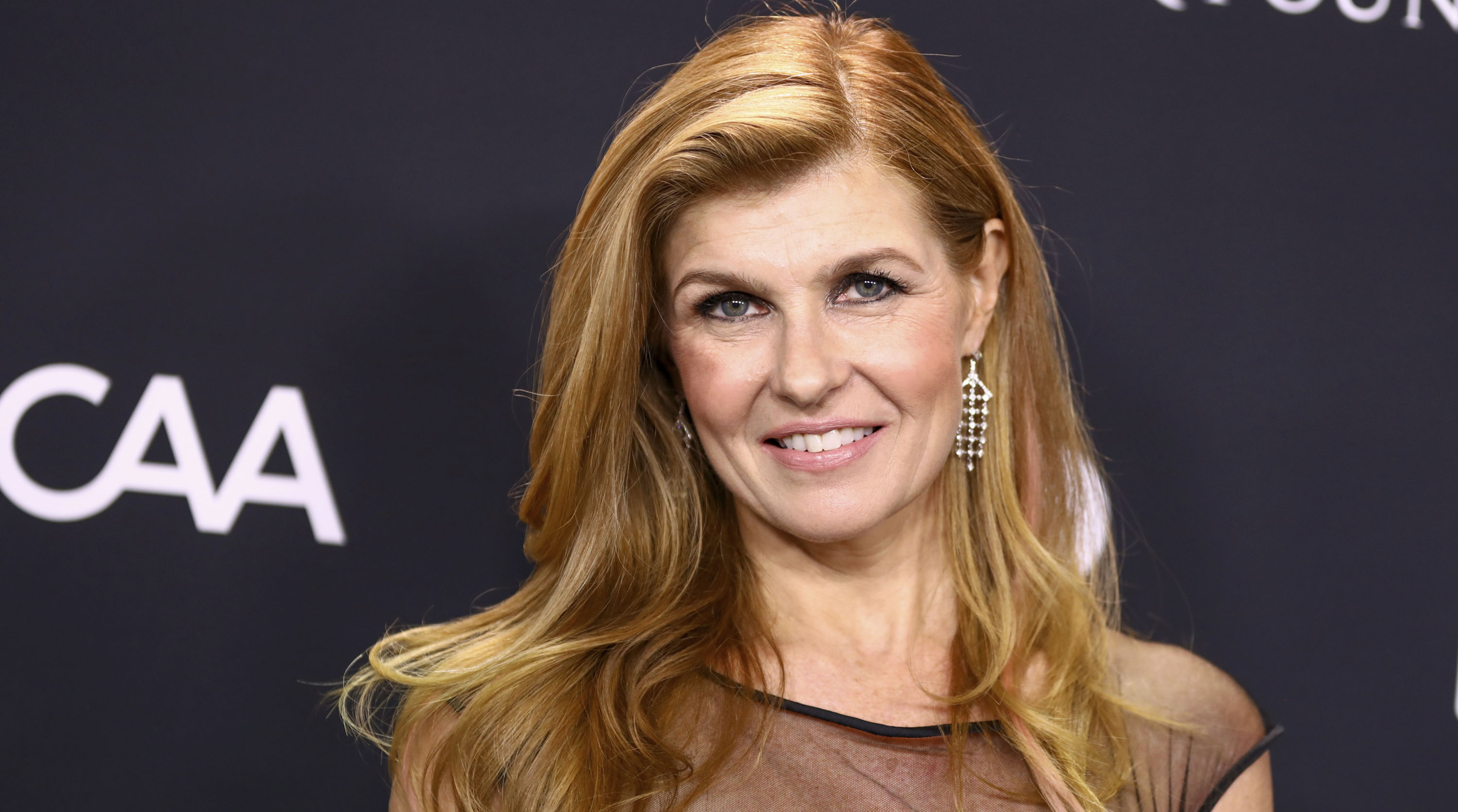 Connie Britton tells EW's BINGE podcast who the inspiration for Tami Taylor is.
