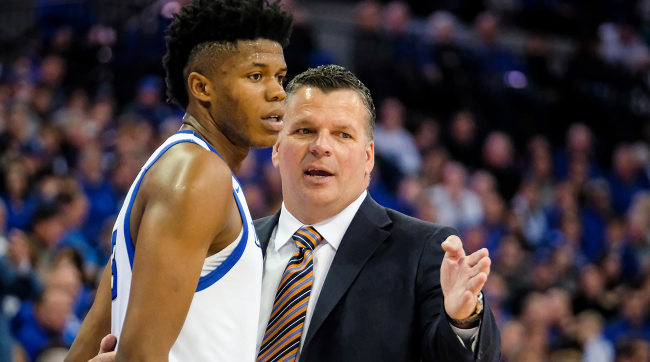 Justin Patton, Greg McDermott