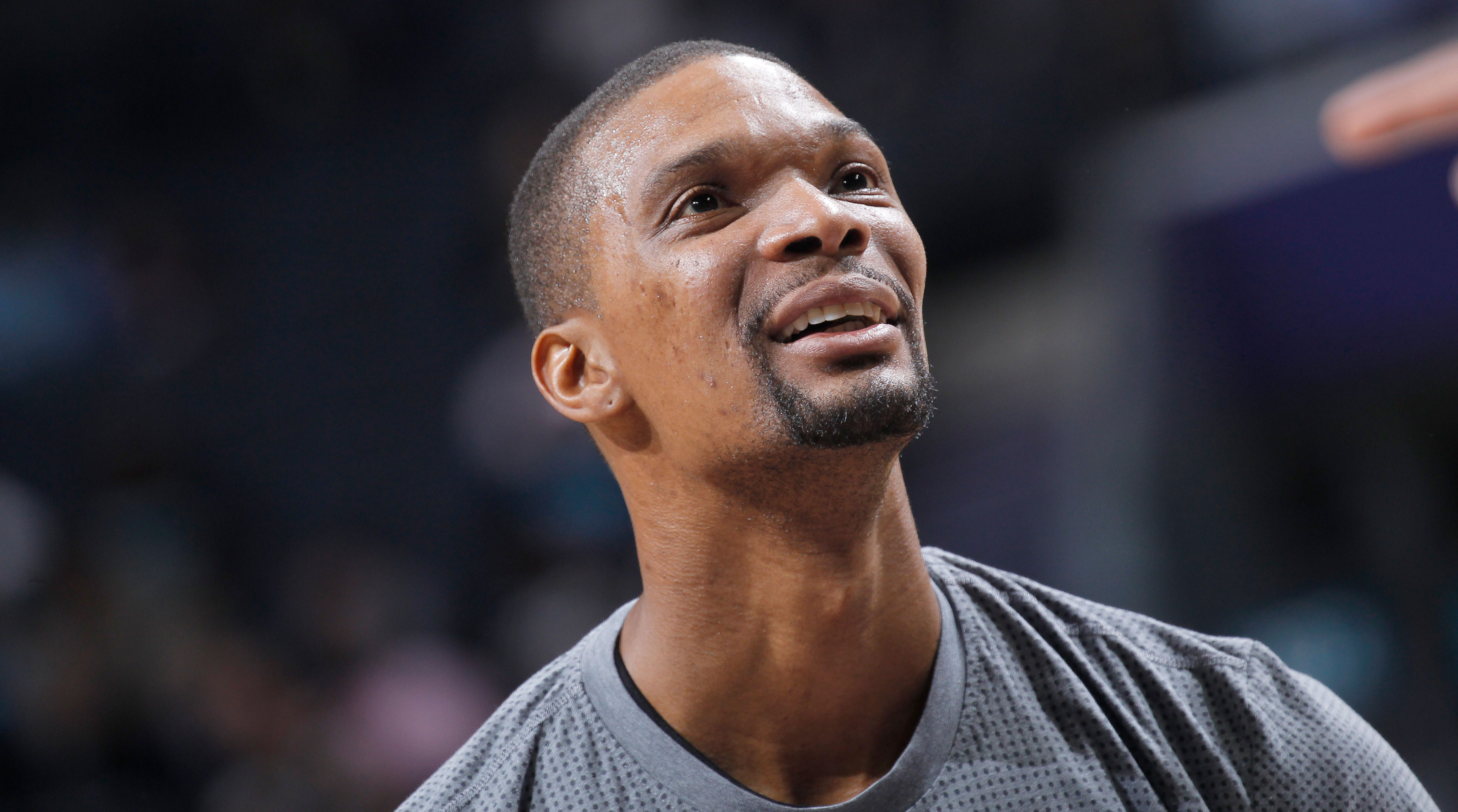 Chris Bosh could make eback with Chicago Bulls