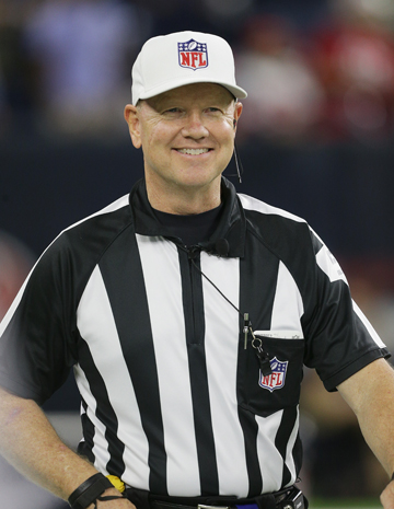 Carl Cheffers will be the lead official in Super Bowl 51.