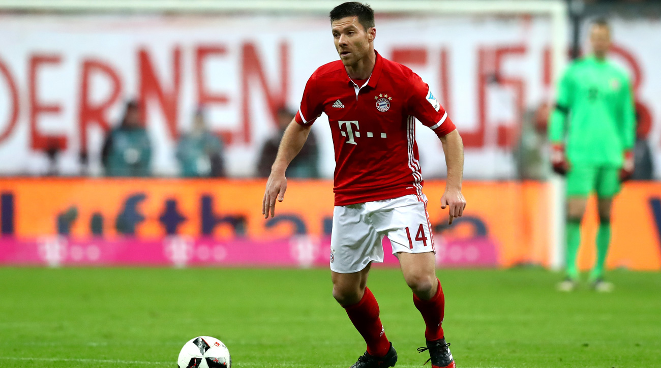Xabi Alonso may retire at the end of the season