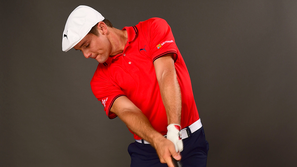Swing your hands, arms and club on a tilted circle from start to finish. It's what makes the single-plane swing easy to master.