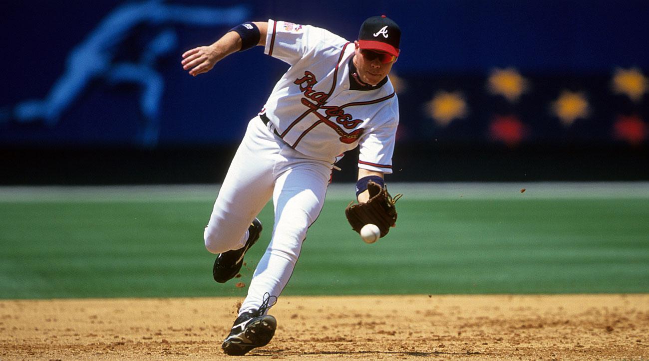 Chipper Jones, Atlanta Braves