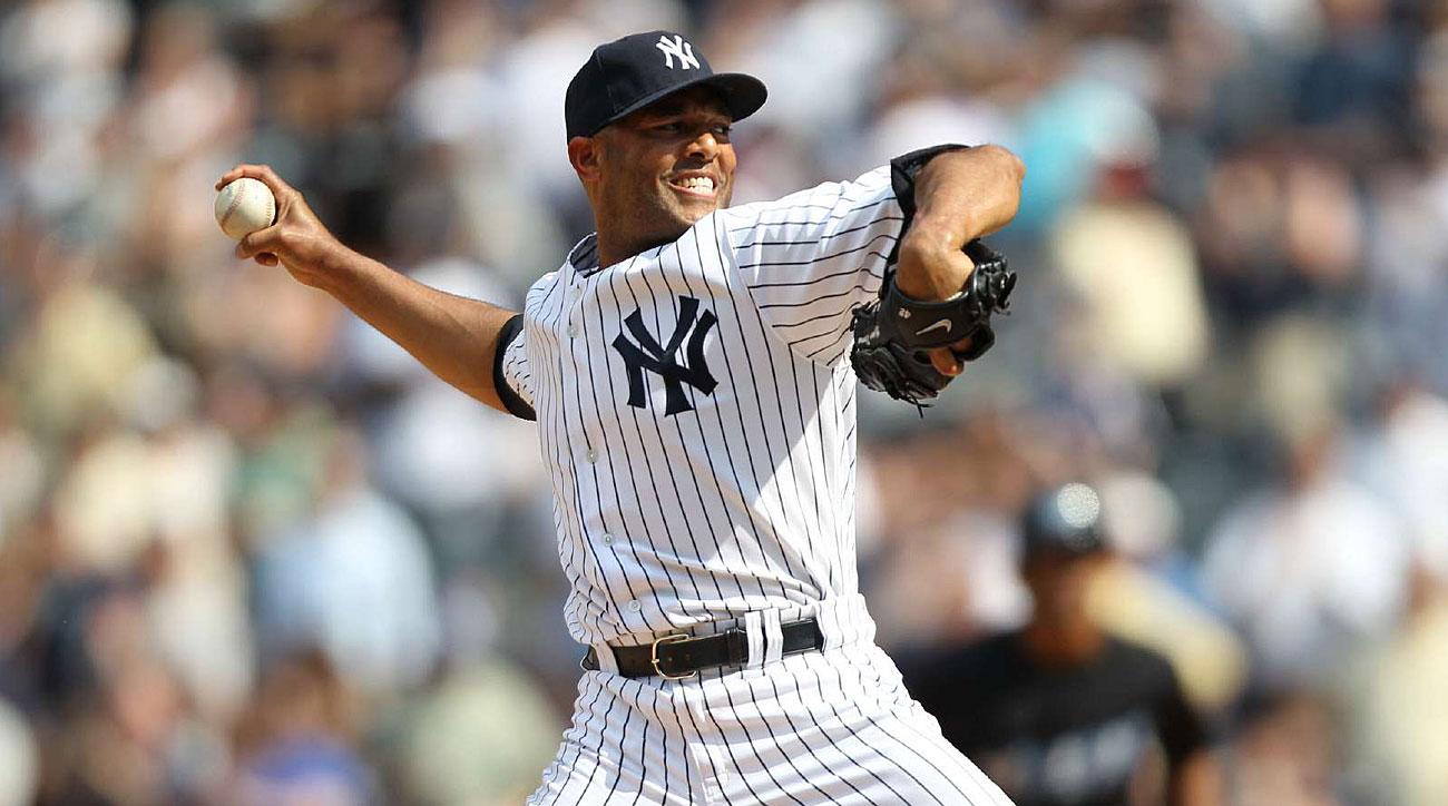 Mariano Rivera, New York Yankees