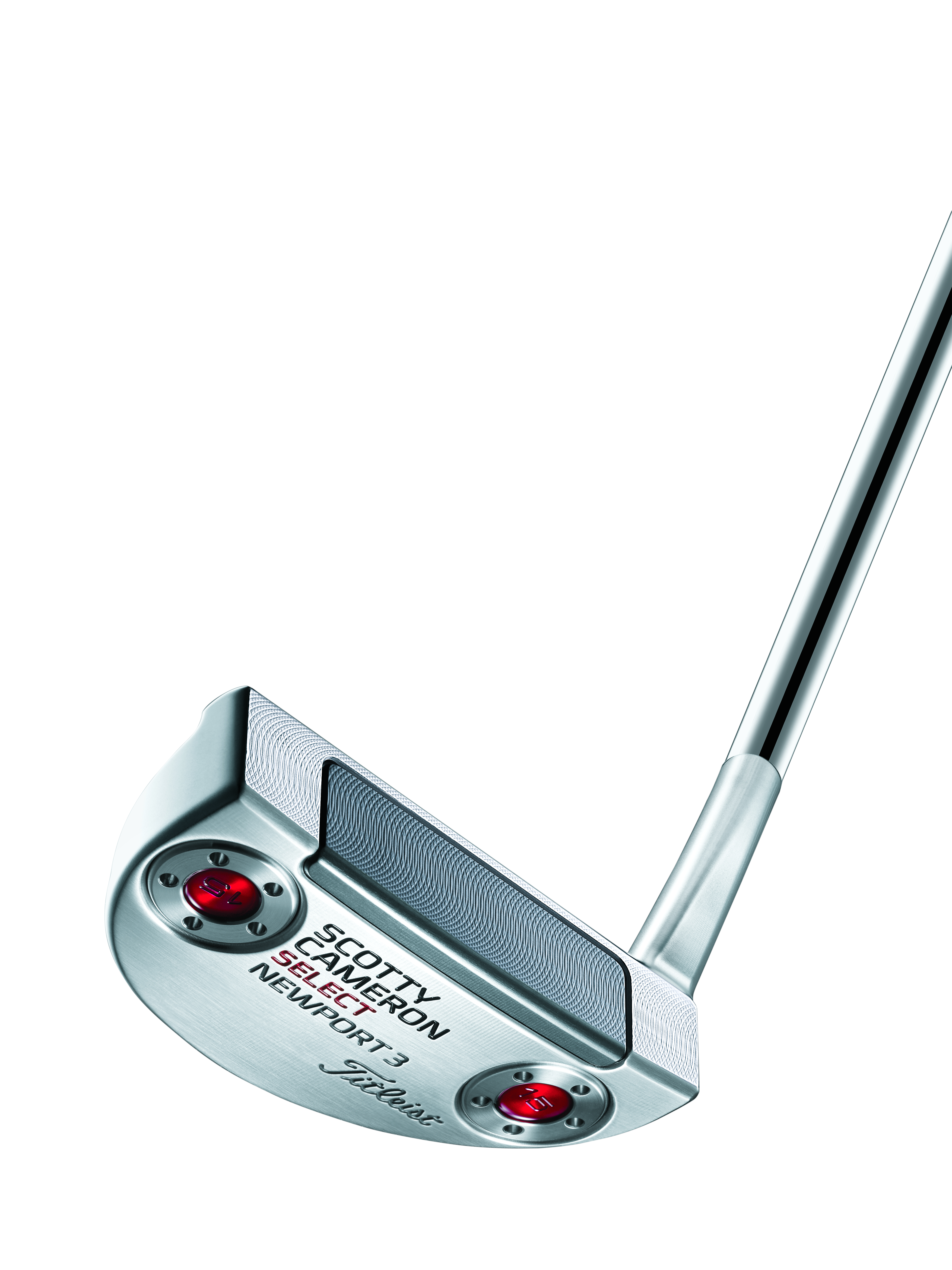 The new Scotty Cameron Select Newport 3 putter.