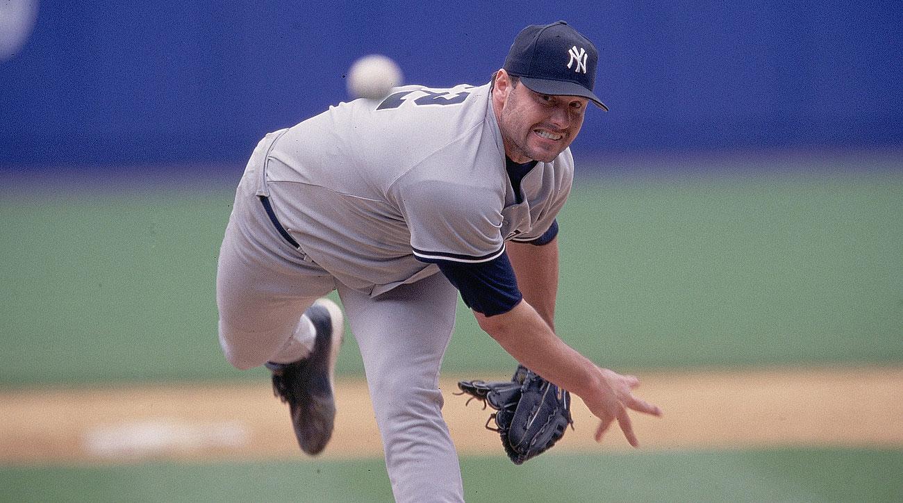 Roger Clemens, New York Yankees