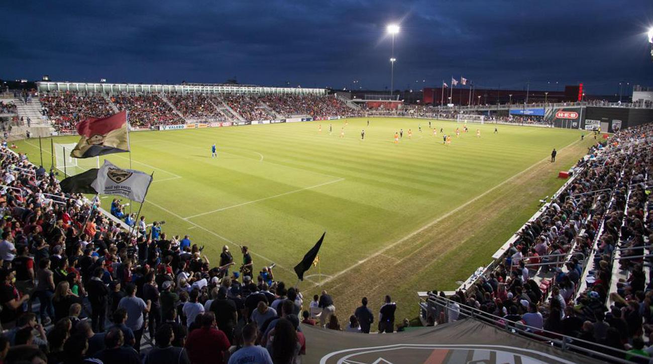 San Antonio FC's Toyota Field