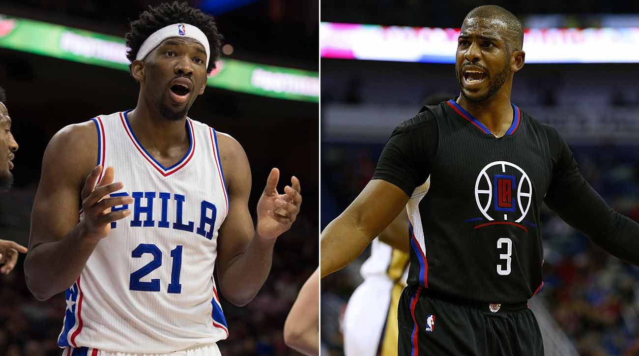 NBA All-Star snubs