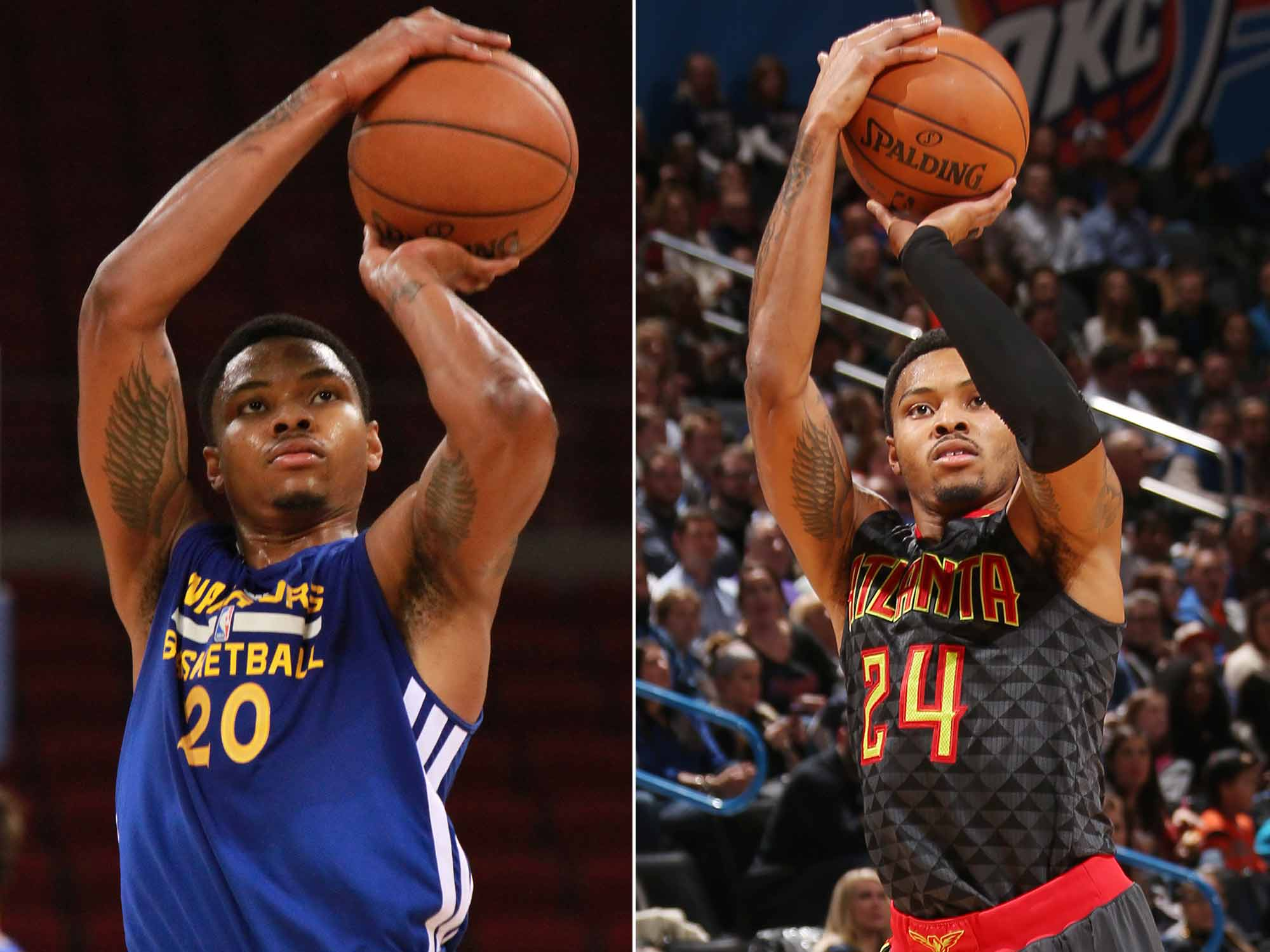 Hawks  Kent Bazemore Brave New World  The Craft  dba498de4