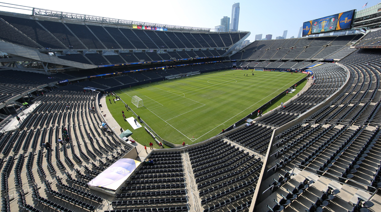 2017 mls all star game chicago to host at soldier field. Black Bedroom Furniture Sets. Home Design Ideas