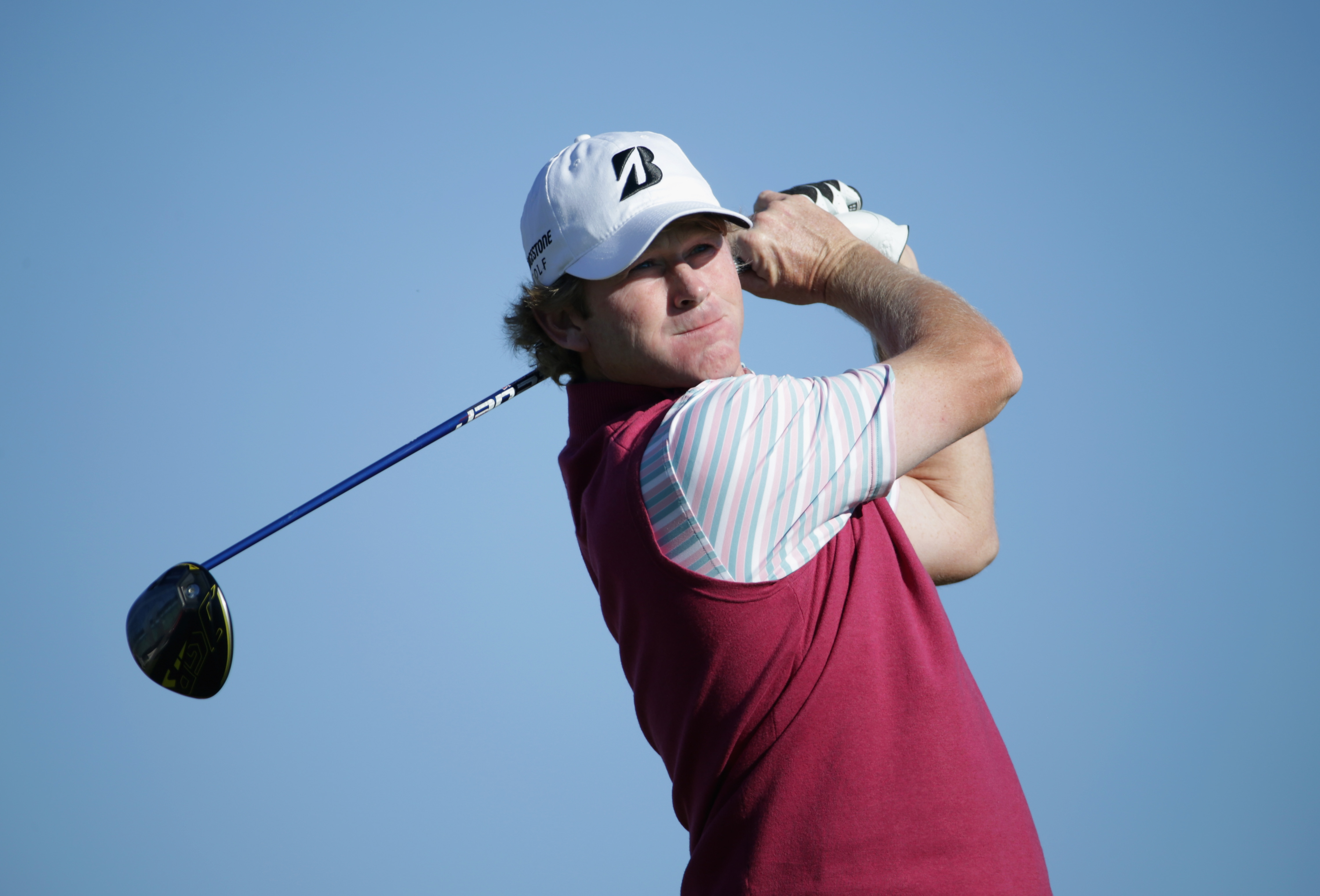 Brandt Snedeker shares the lead with Patrick Rodgers at the conclusion of the third round of the Farmer's Insurance Open.