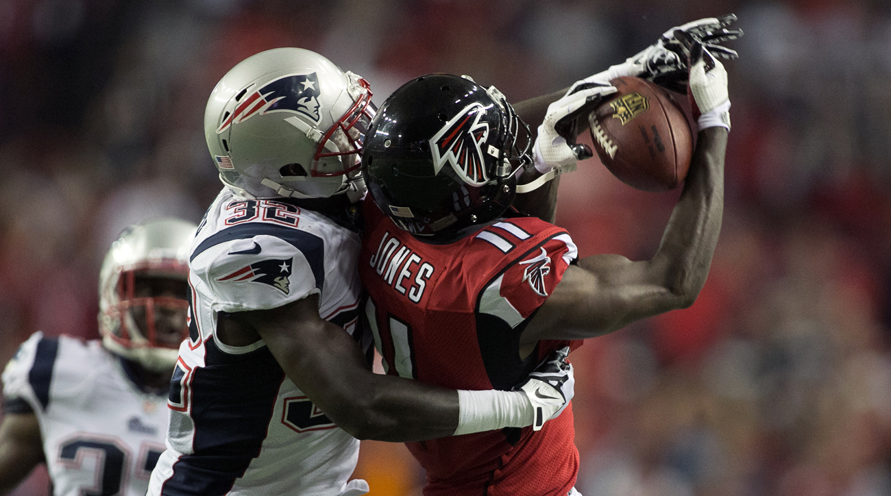 Will the Patriots defense sell out to stop Julio Jones? Recent results suggest that might not be the smartest strategy.