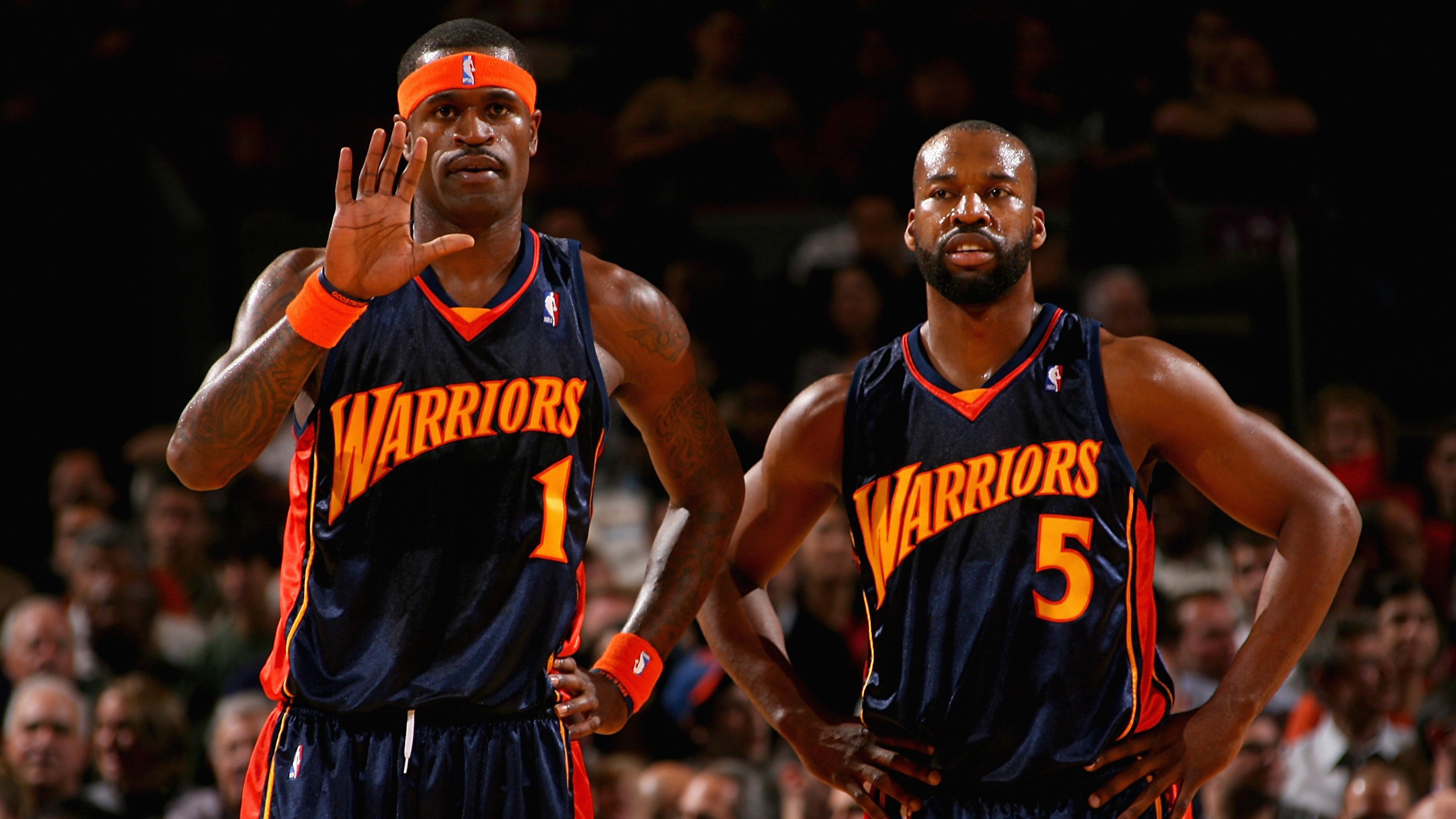 Stephen Jackson s weed story about Baron Davis Don Nelson