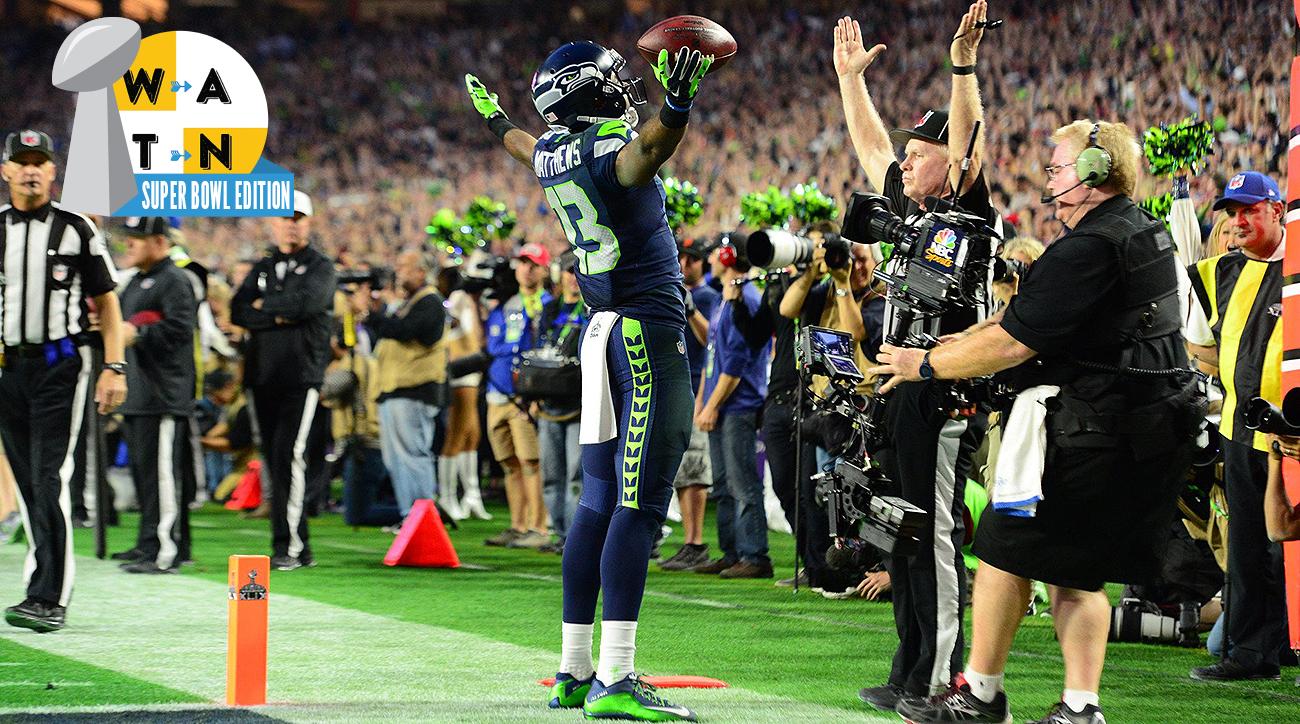 Chris Matthews: Seahawks Super Bowl XLIX hero reflects on surprise breakout