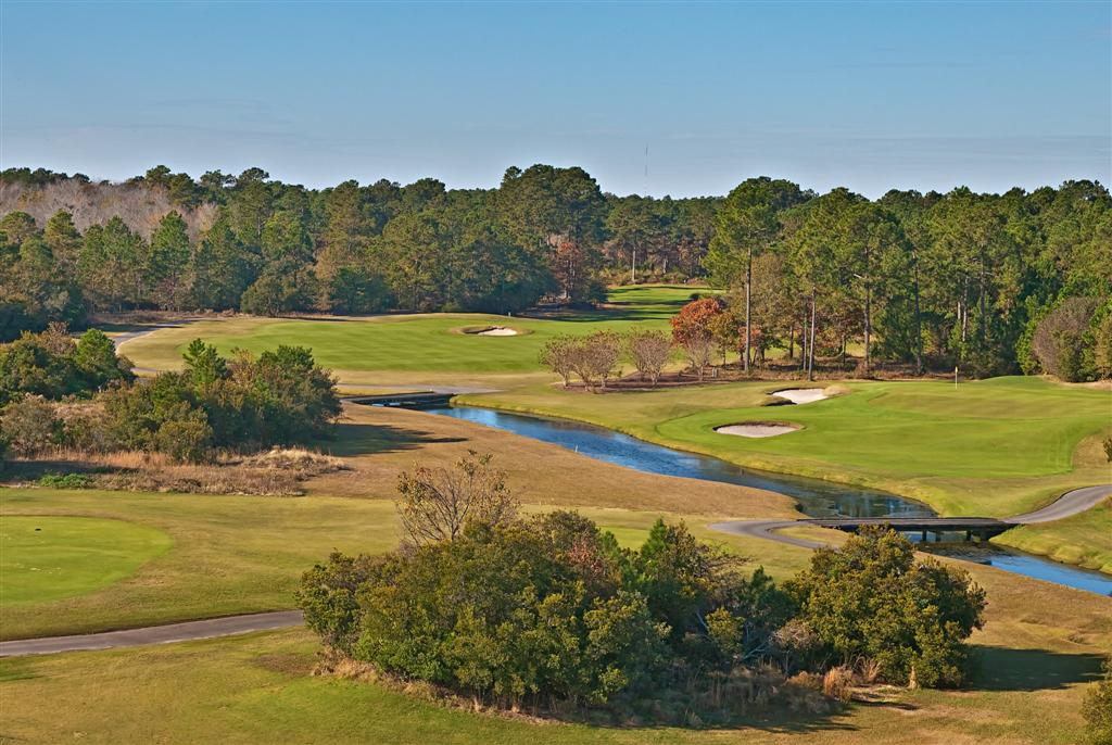The Heathlands Course is one of Tom Doak's first designs.