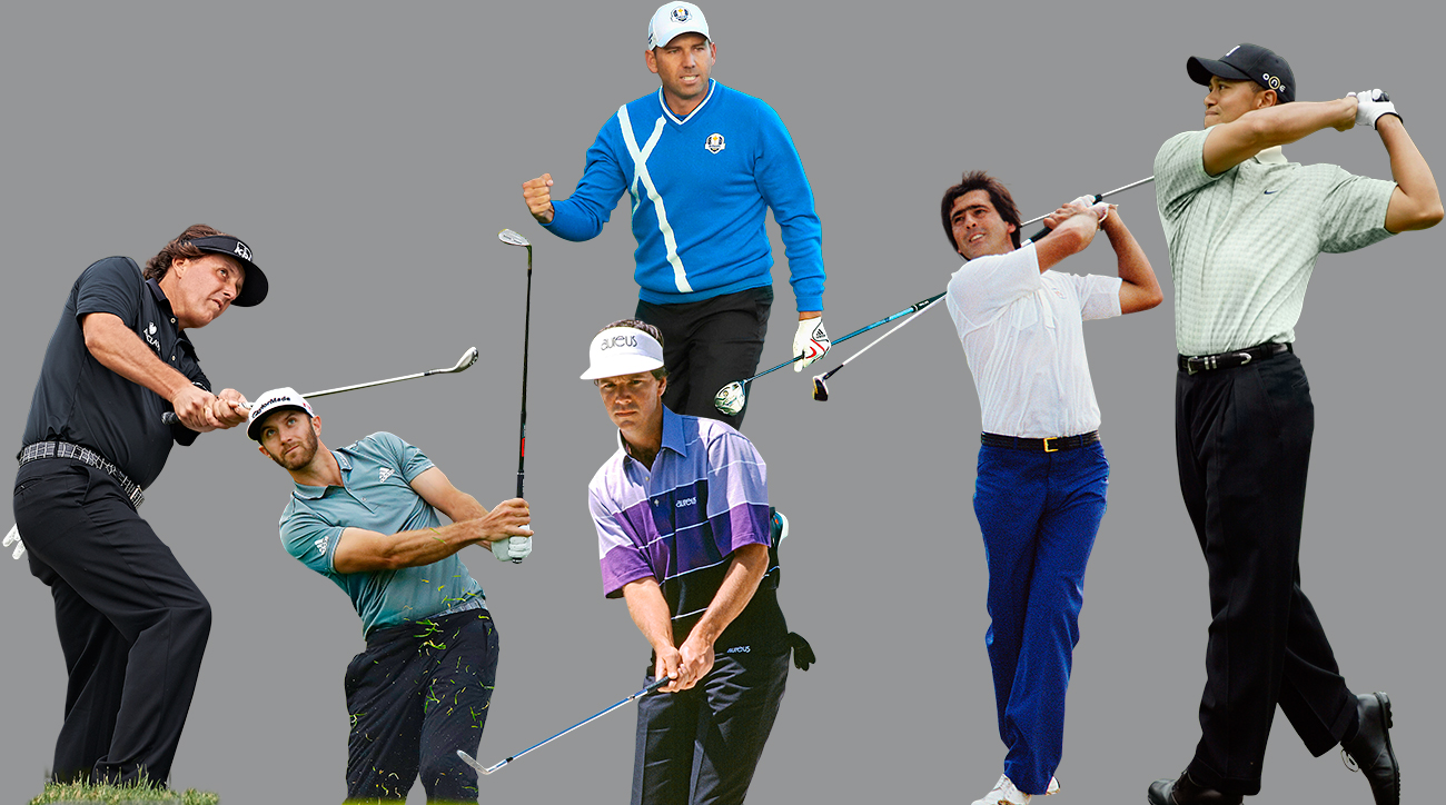 We polled 15 players, media and golf legends for the greatest shot they've ever seen.