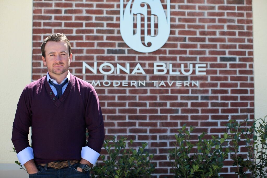 Graeme McDowell's Nona Blue is a must for any trip to the City Beautiful.