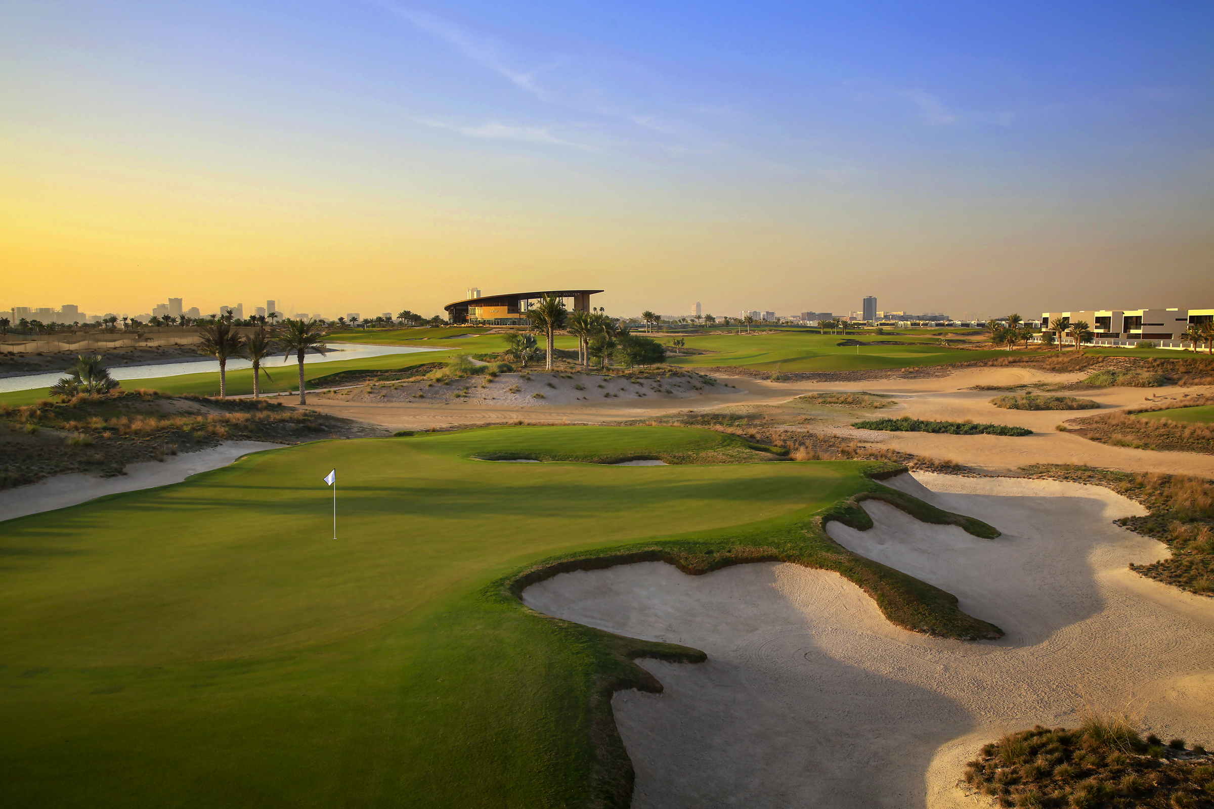 Trump International Golf Club Dubai delights with