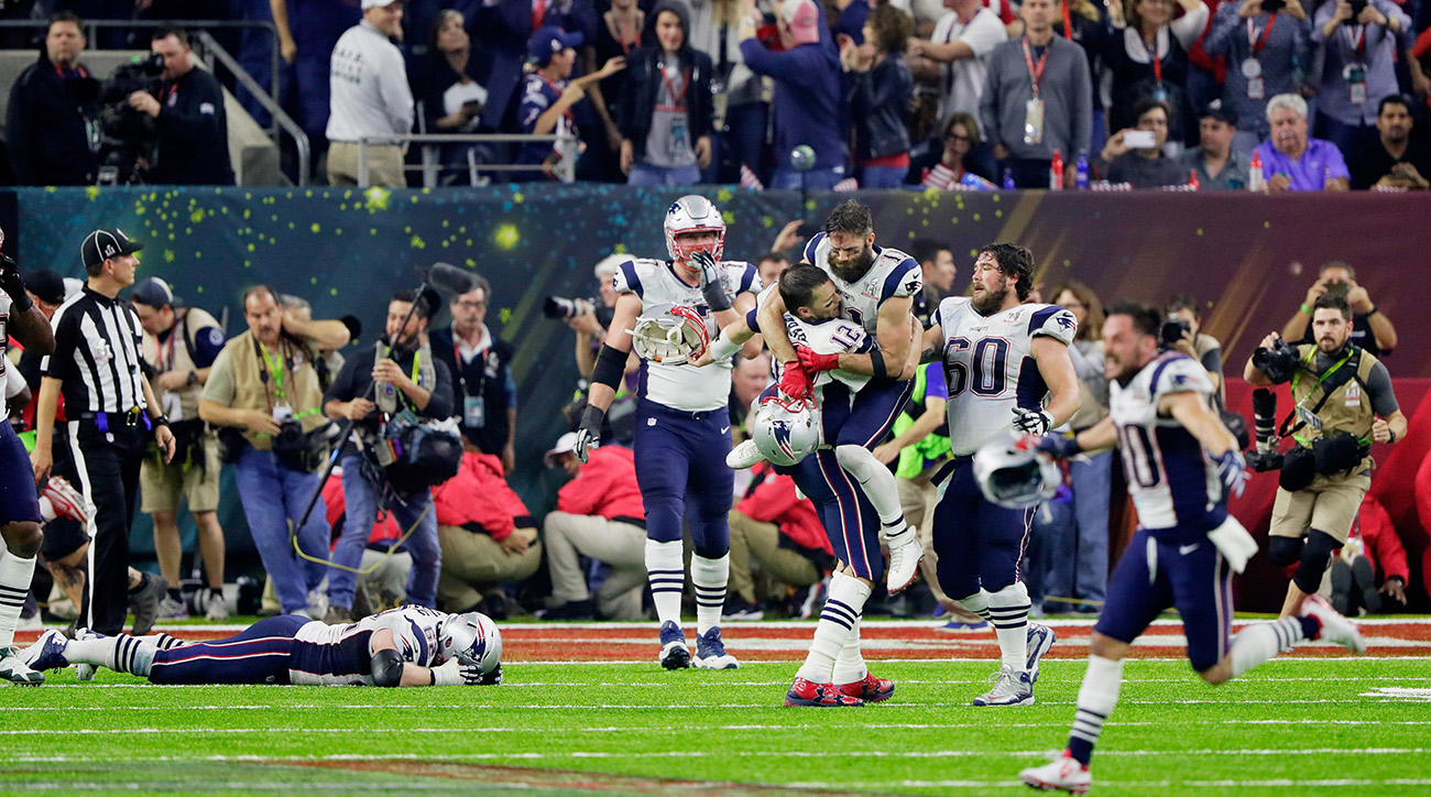 new england patriots super bowl comeback reaction