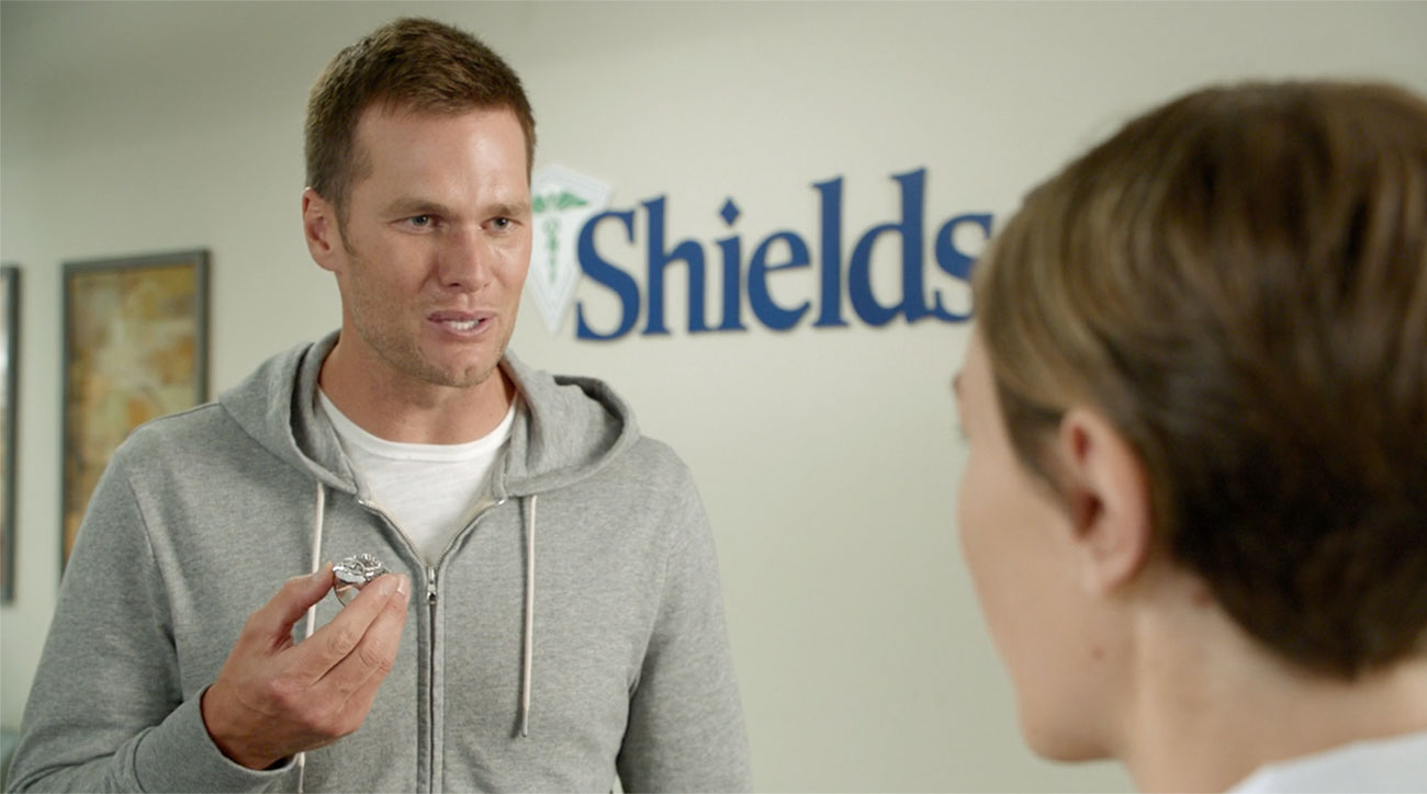Tom Brady Shields Mri  Rings