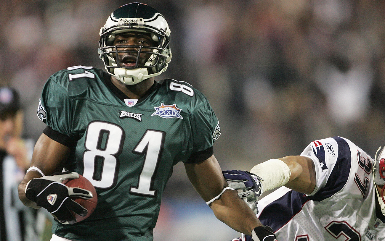 Many supporters cite Terrell Owens' performance on a broken leg in Super Bowl 39 as one reason for his Hall of Fame worthiness.