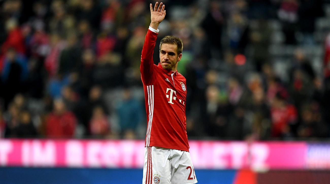 Philipp Lahm Retirement timing surprises Bayern Munich