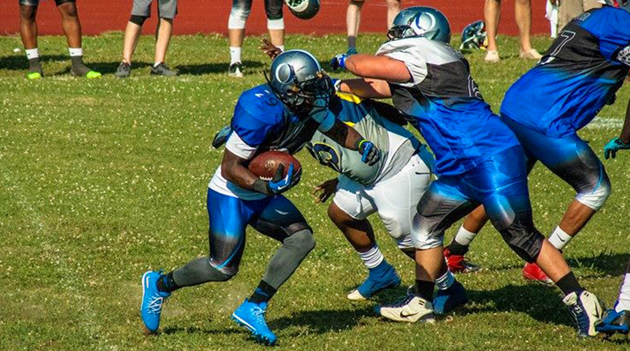 the gridiron developmental football league opens its doors to players who missed out on a college