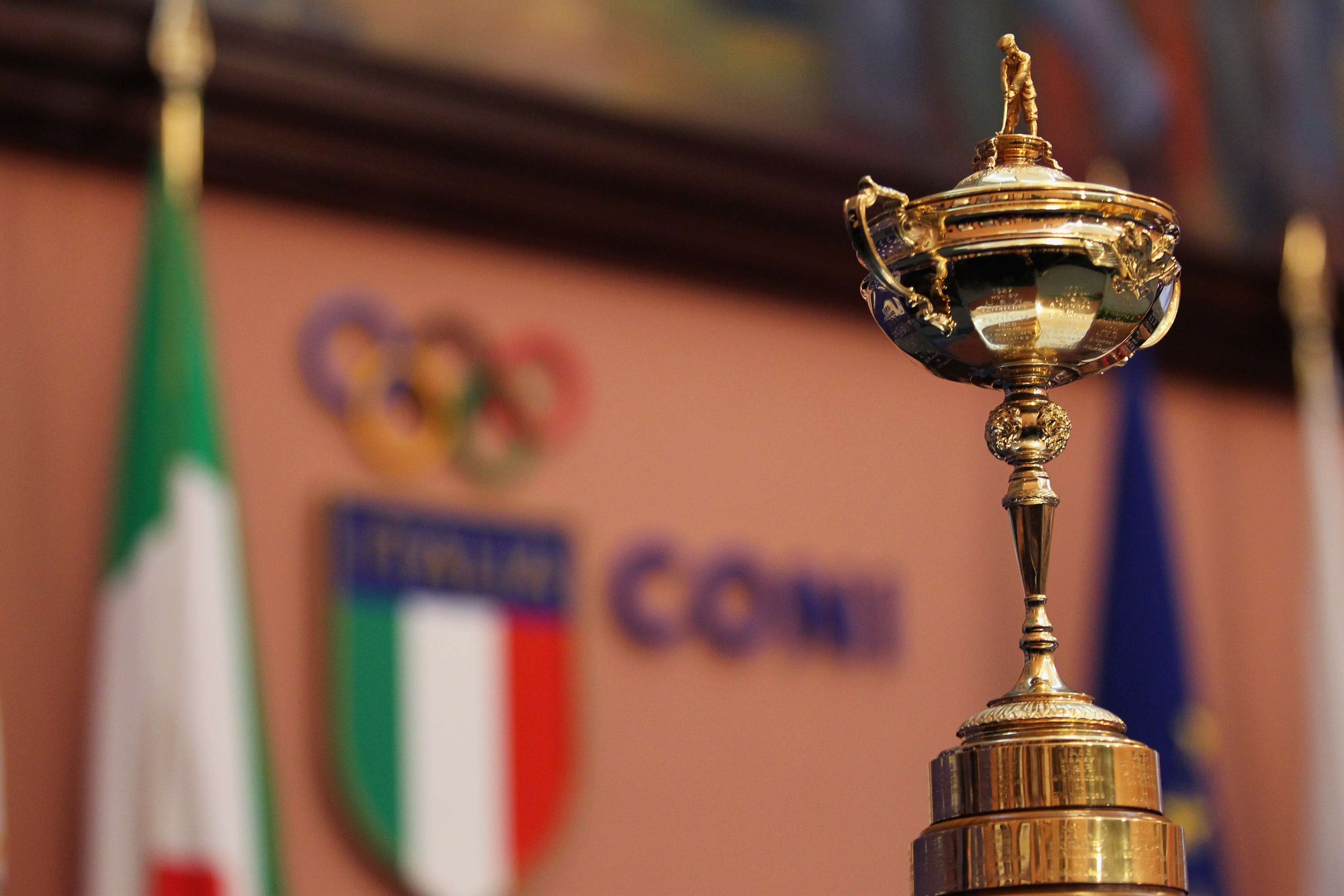 The 2022 Ryder Cup was awarded to the Marco Simone Golf and Country Club outside Rome.