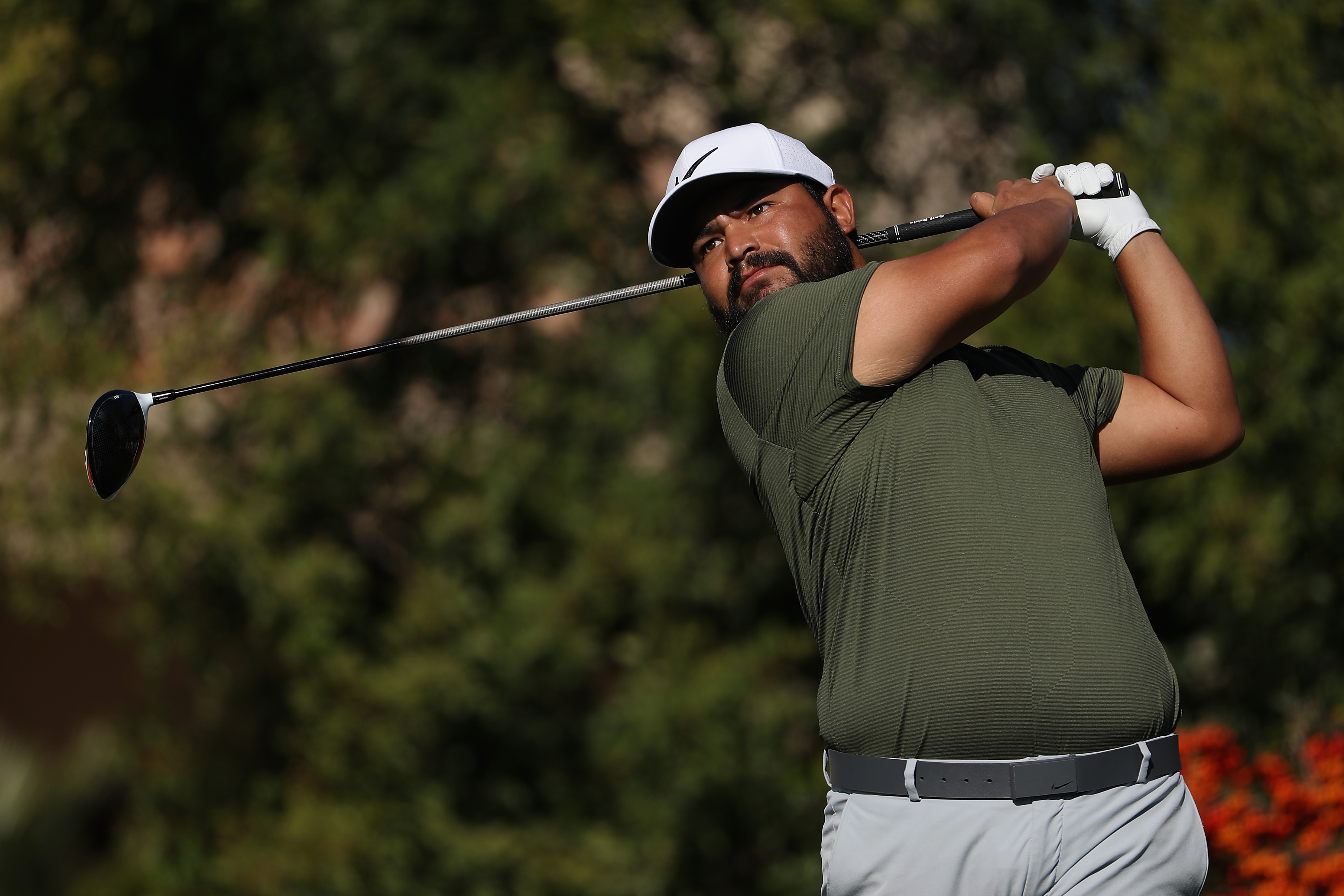 J.J. Spaun notched a pair of top-10 finishes in his first four starts in 2017.