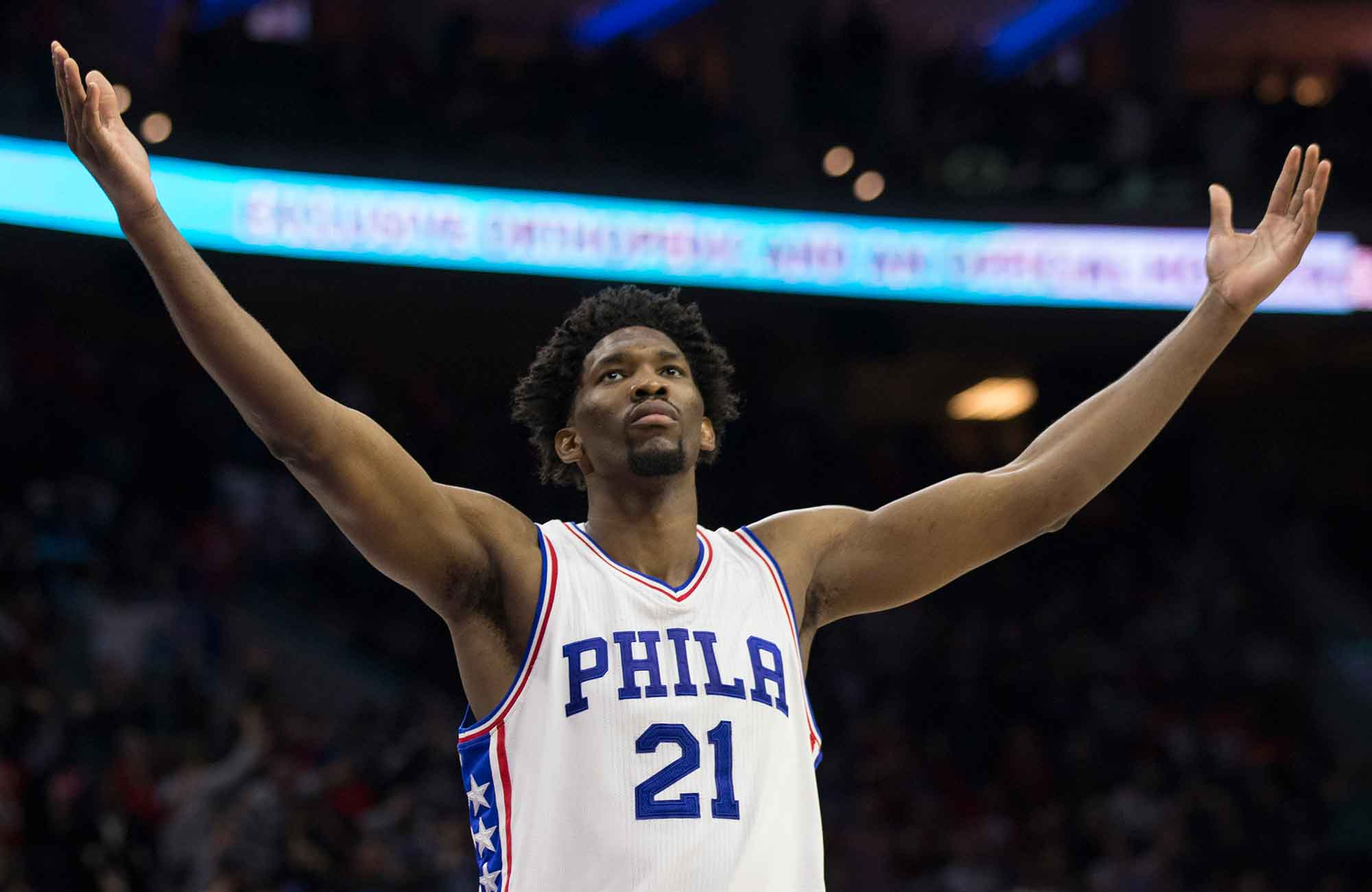cd3de9d41 Joel Embiid And The Process Are About To Become Expensive