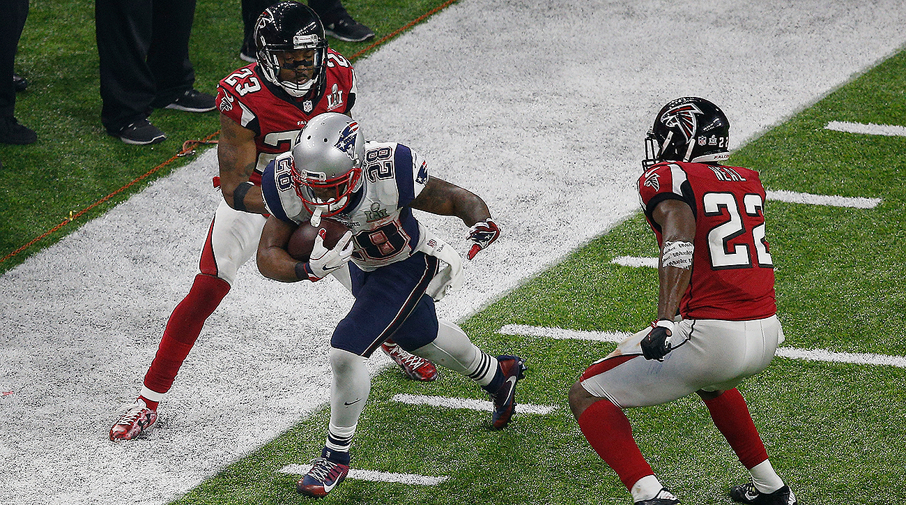 Super Bowl player grades: Ranking James White, Tom Brady, Falcons and Patriots starters