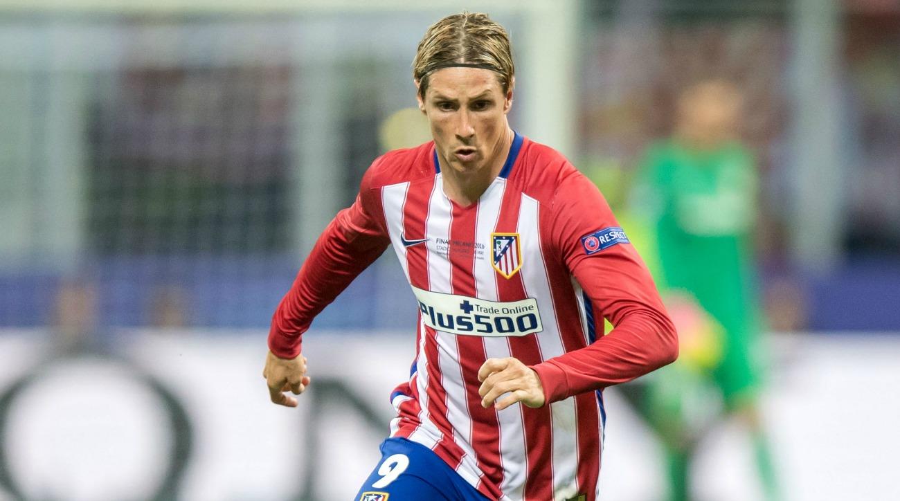 Fernando Torres goal video Atletico Madrid forward golazo