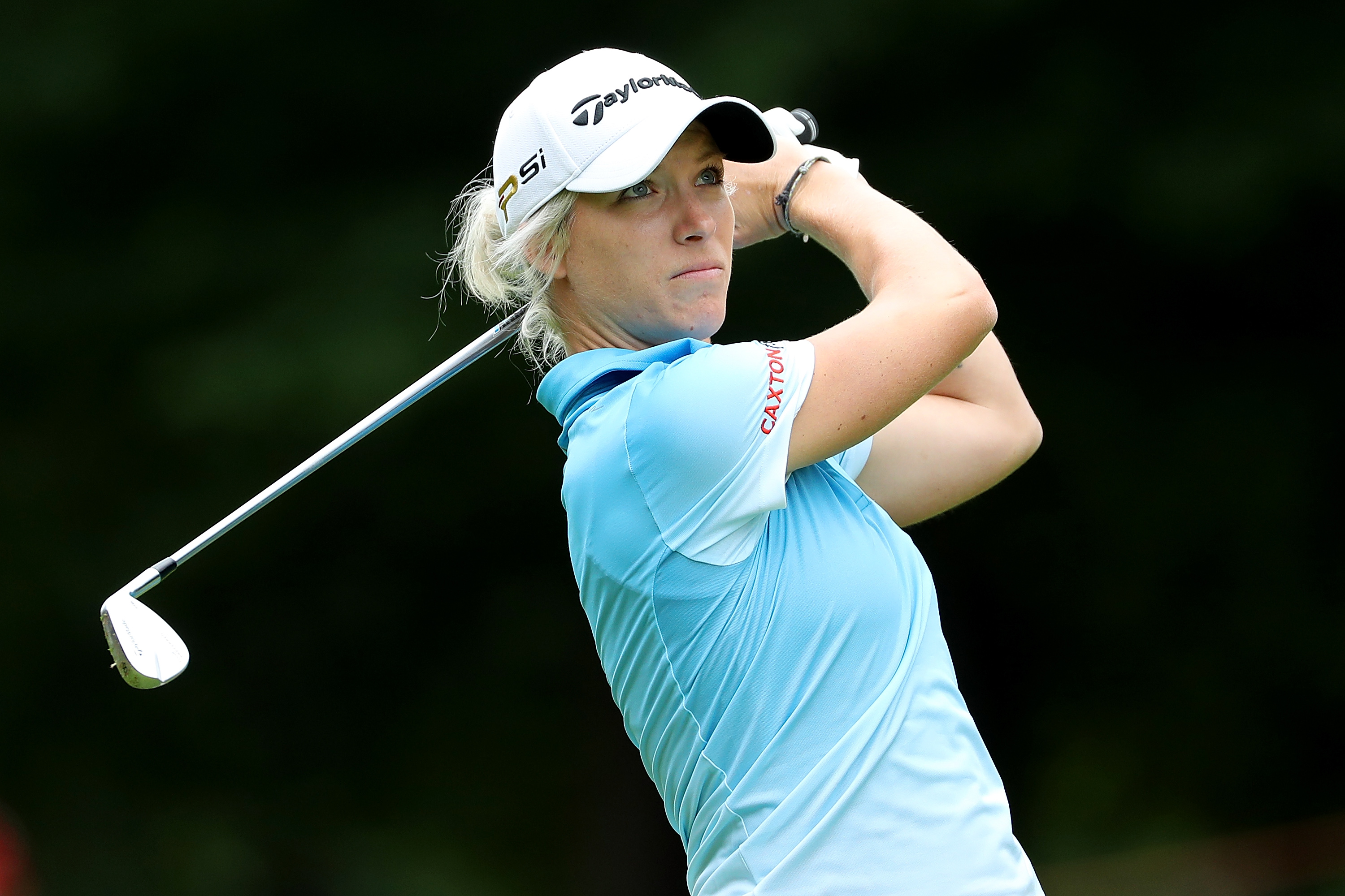 melissa reid wins ladies european tour u0026 39 s season