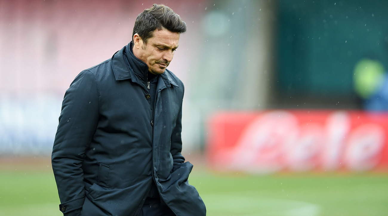 Pescara is stuck in last place in Serie A