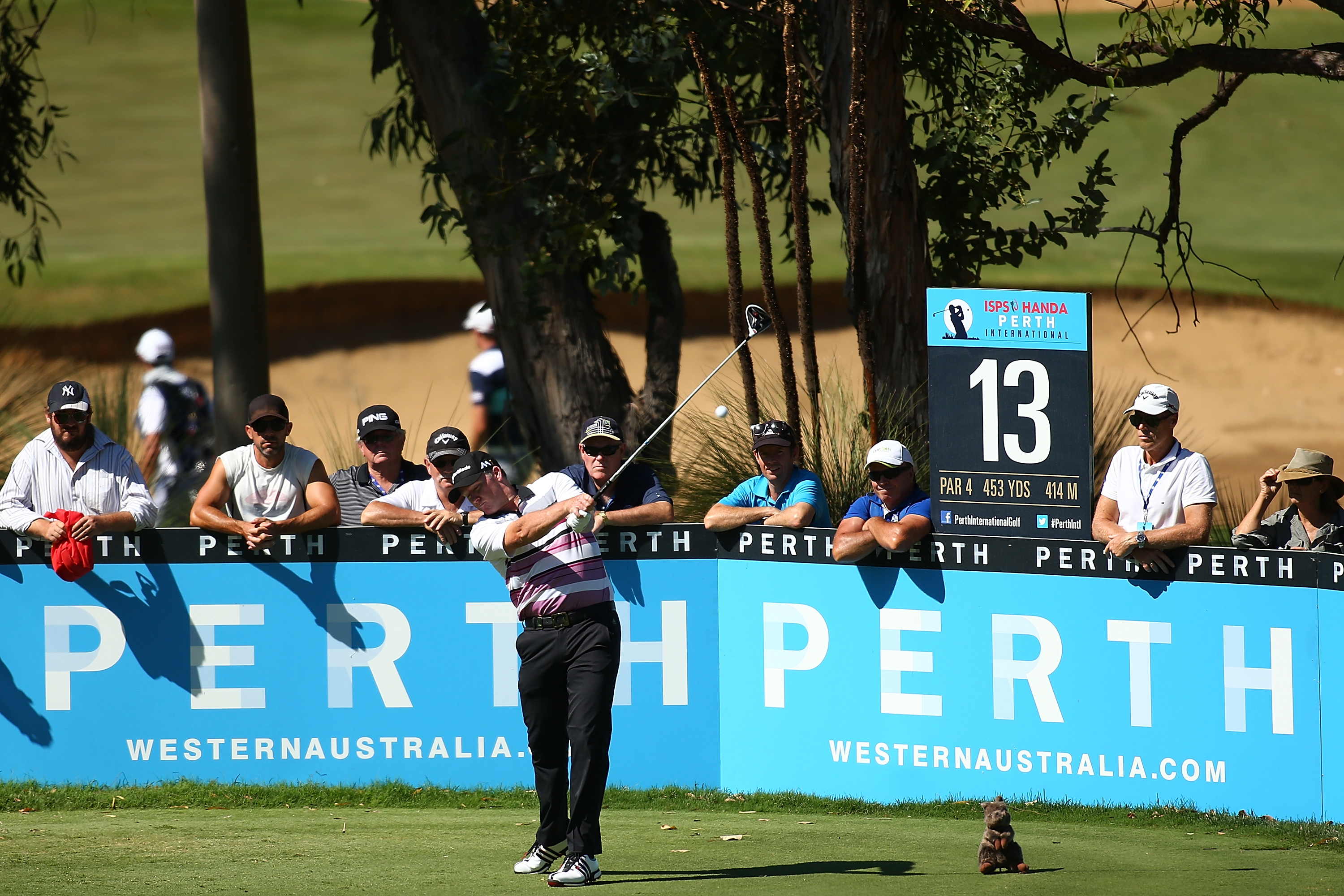 Lake Karrinyup near Perth will host the latest experiment with new, fan-friendly pro golf tournament formats.