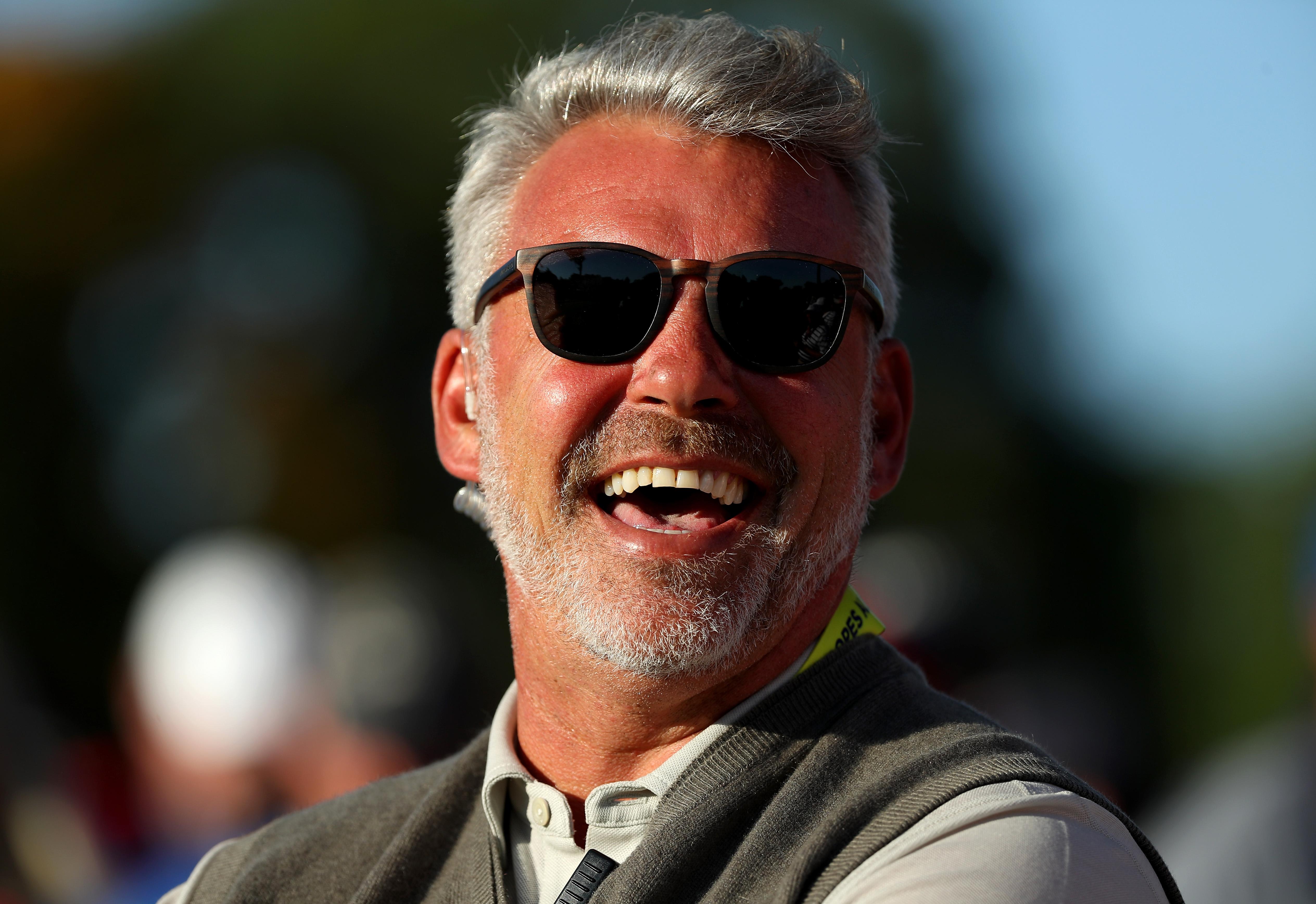 Darren Clarke has won three titles on the PGA Tour and 14 on the European Tour.
