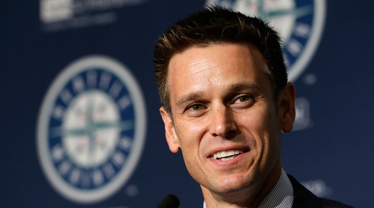 Jerry Dipoto, Seattle Mariners