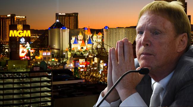 Oakland Raiders owner Mark Davis has questions to answer about the failed Las Vegas negotiations.