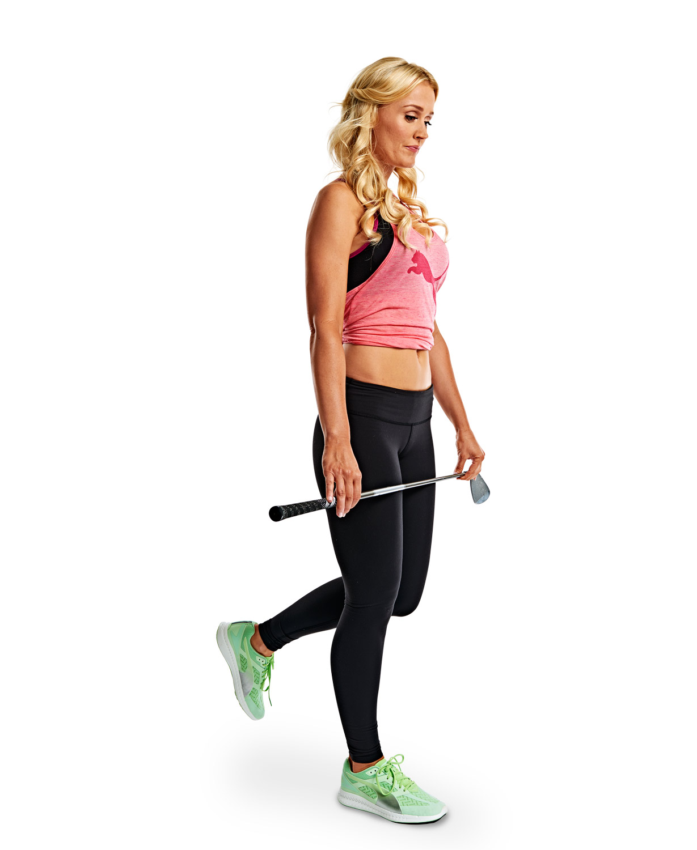 Blair O'Neal Fitness Tip