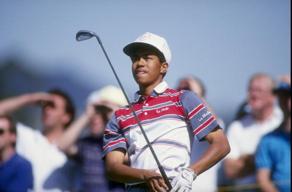 Twenty-five years ago, a young upstart named Tiger Woods made his first PGA Tour start at the L.A. Open at Riviera.