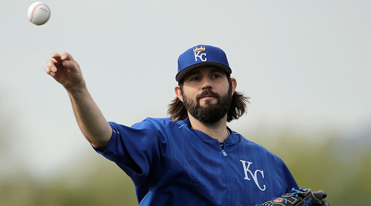 Jason Hammel, Kansas City Royals