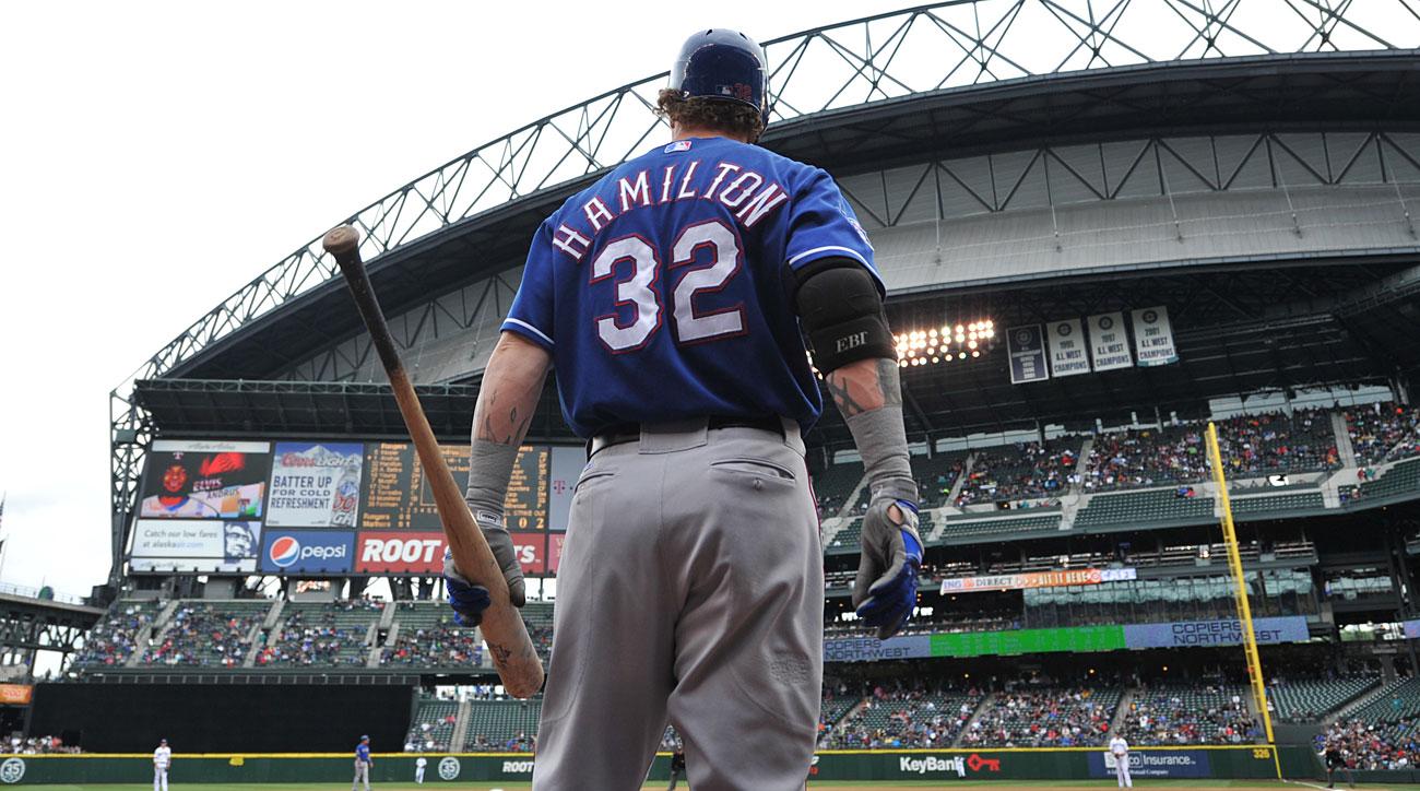Josh Hamilton, Texas Rangers