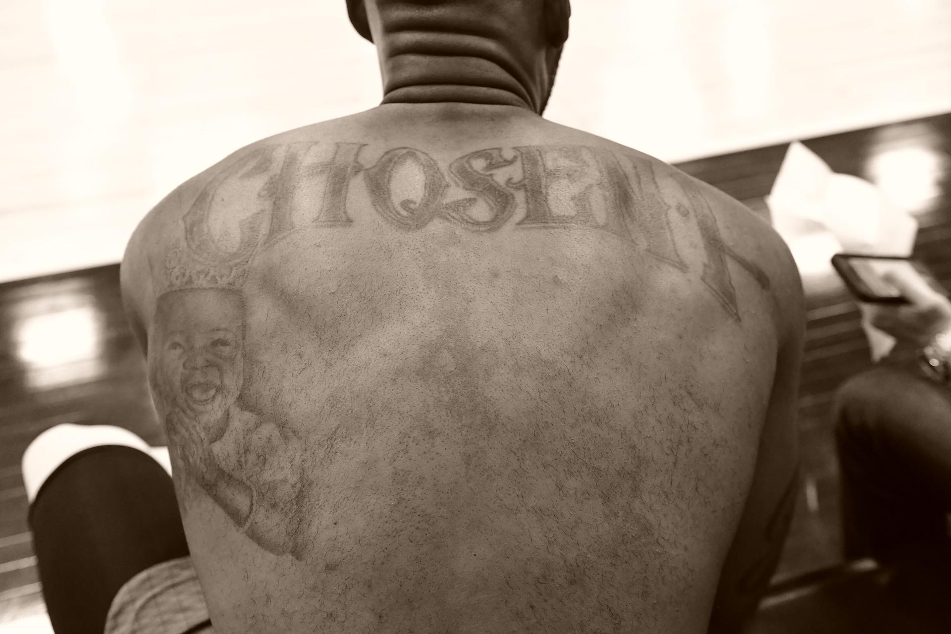 Lebron James Tattoos Removed | www.pixshark.com - Images ...
