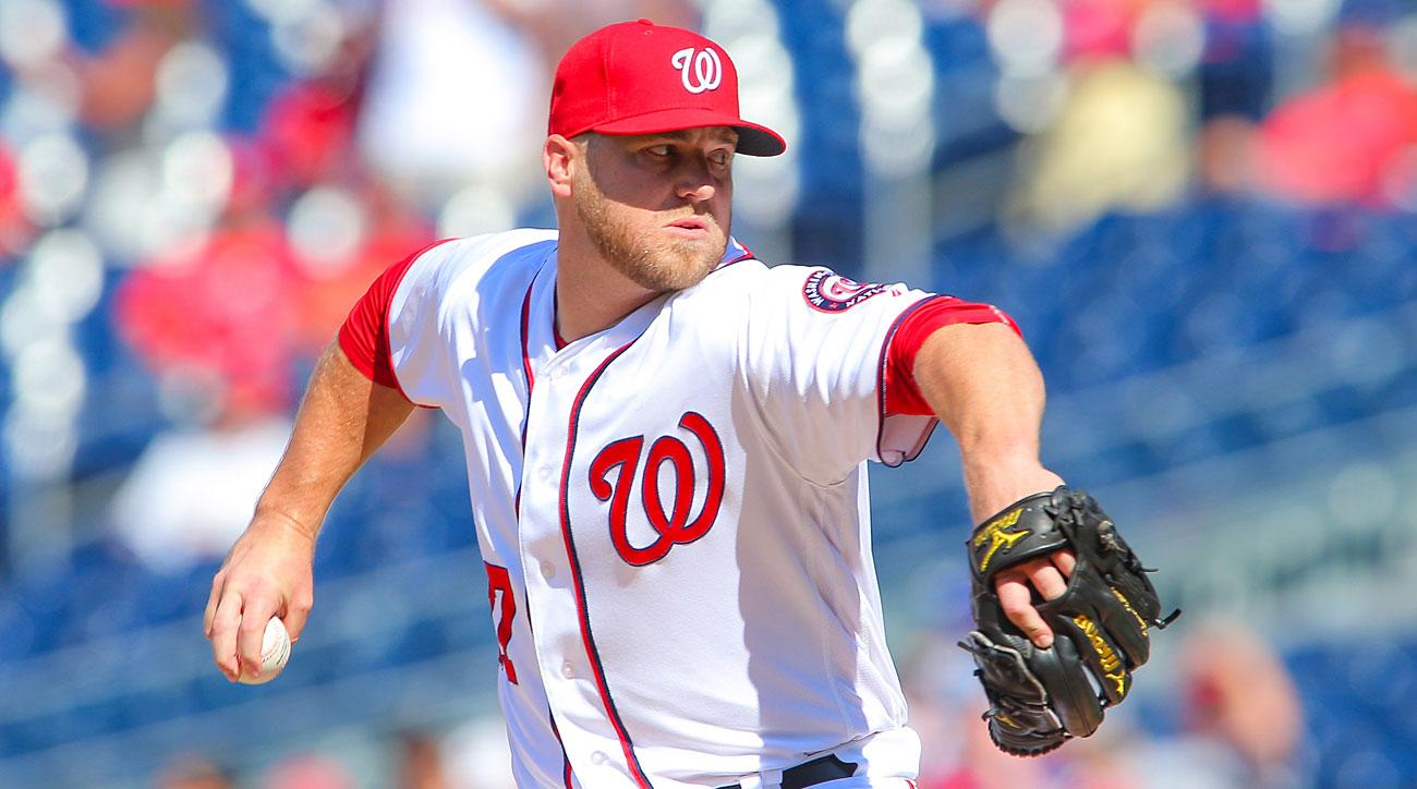 Shawn Kelley, Washington Nationals