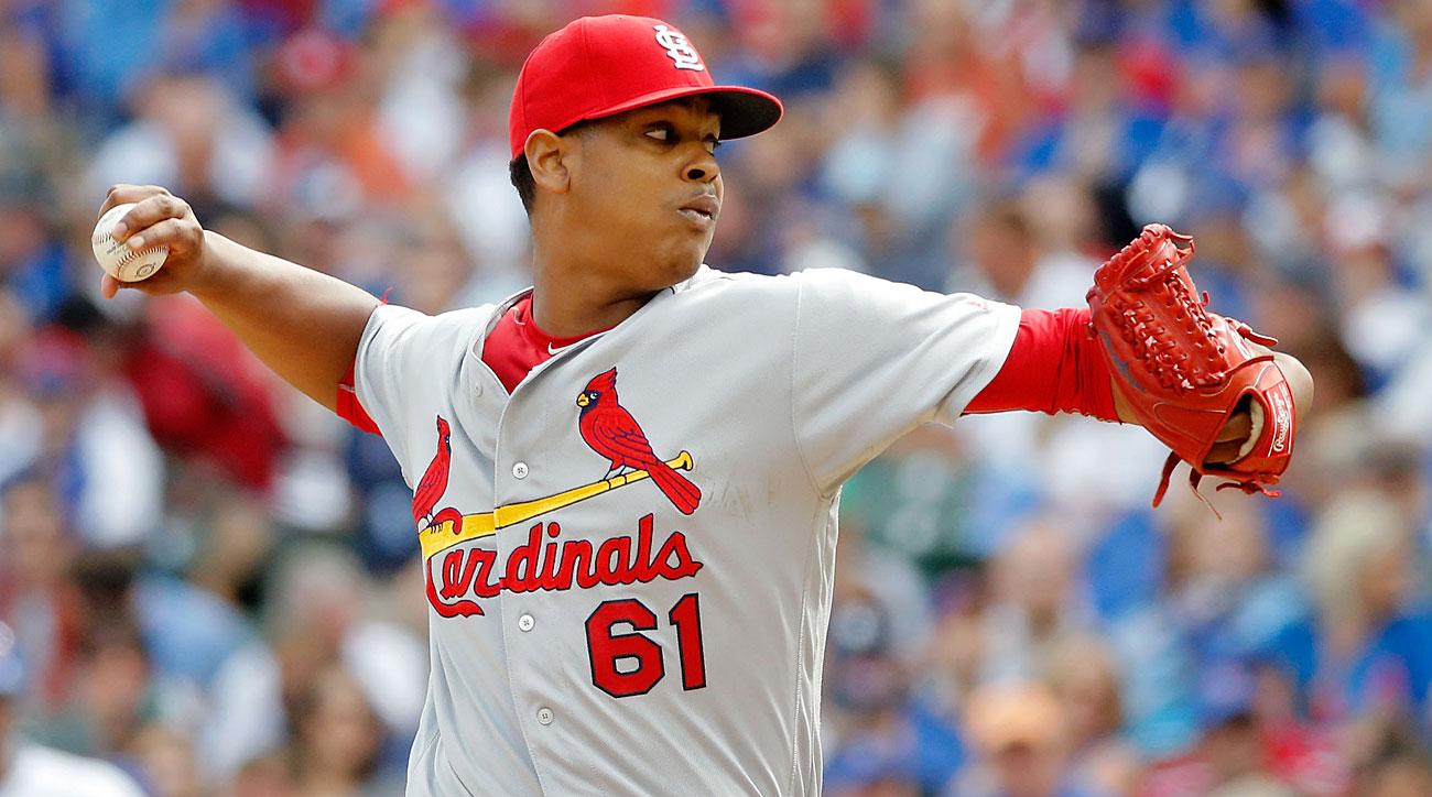 Alex Reyes, St. Louis Cardinals