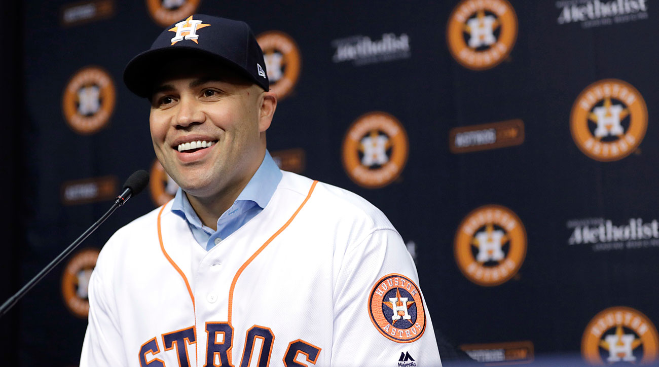 Carlos Beltran, Houston Astros