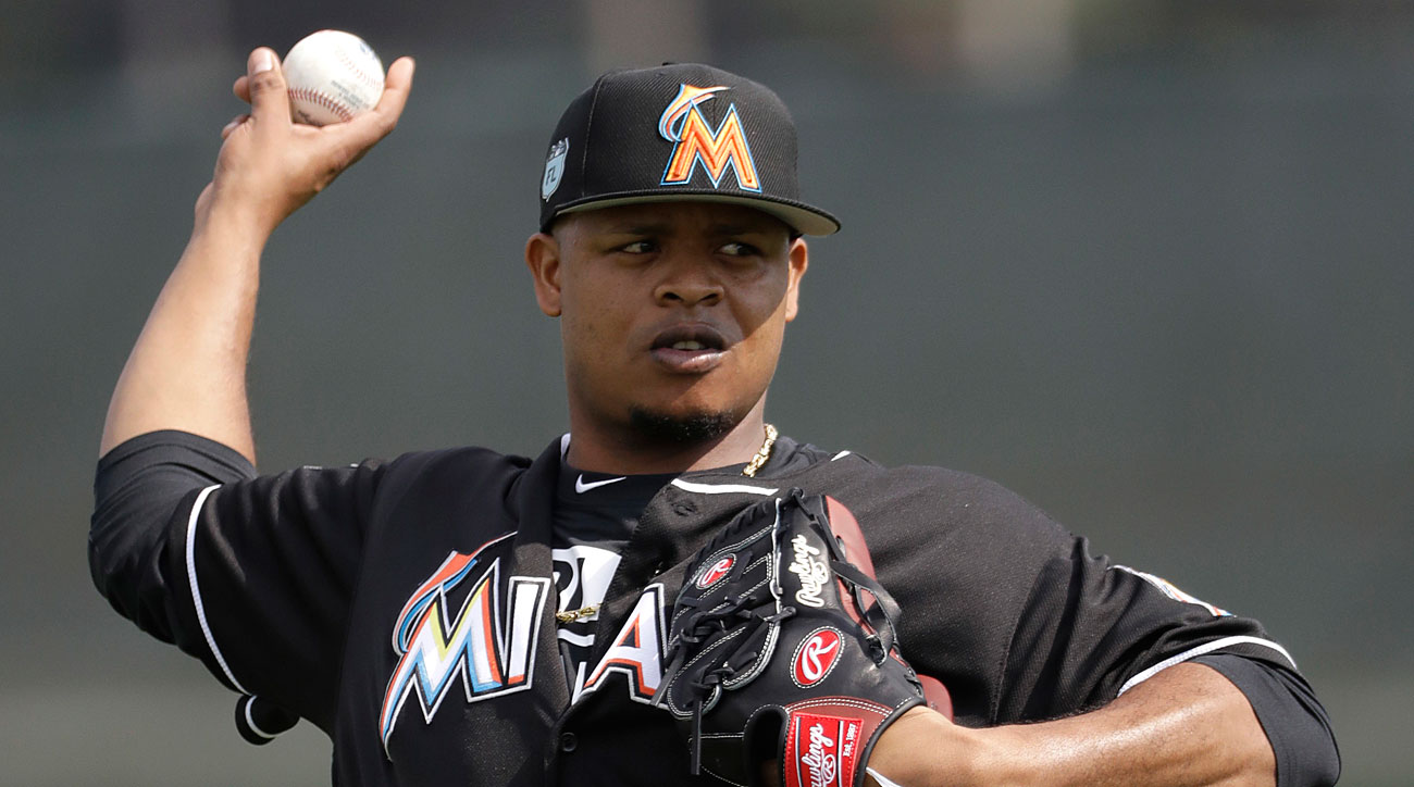 Edinson Volquez, Miami Marlins