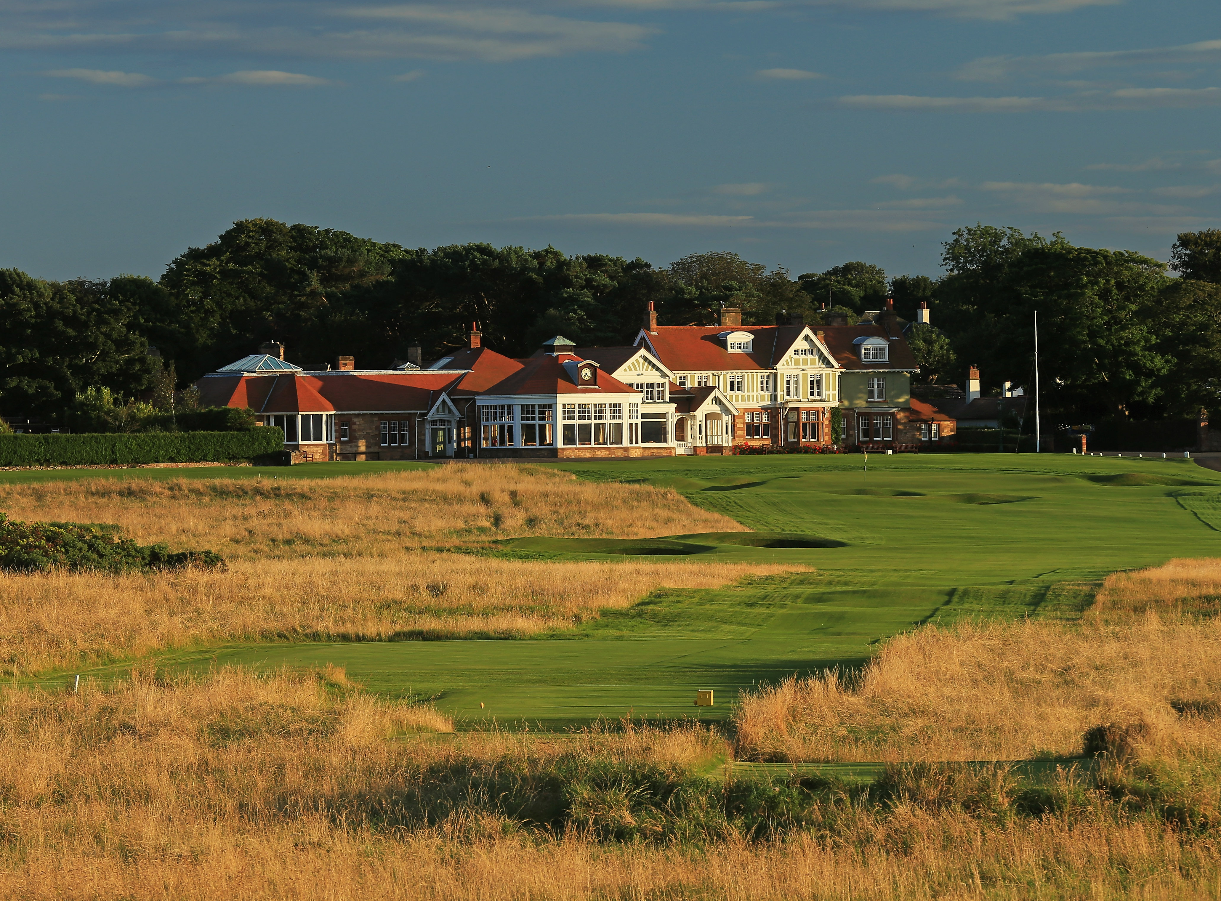 Muirfield has hosted The Open Championship 16 times, most recently in 2013.