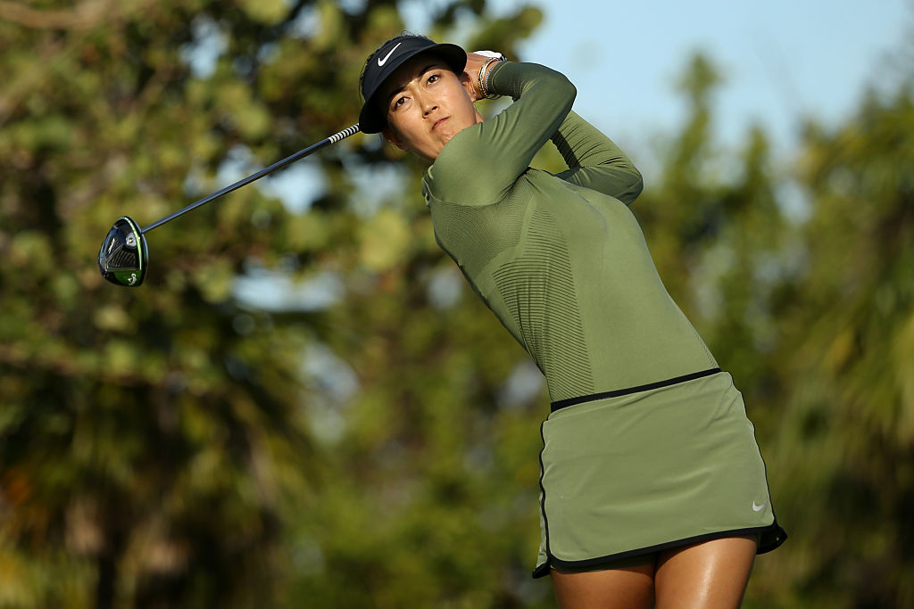 Here's how to copy Michelle Wie's fashion-forward style.